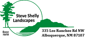Steve Shelly Landscaping Logo