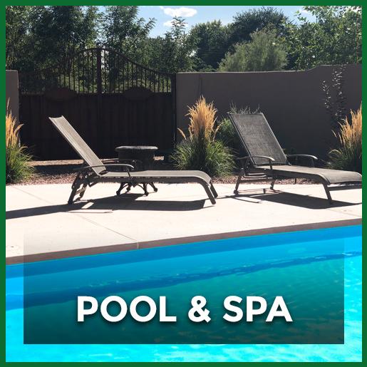pool landscape designer